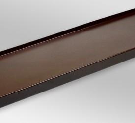 Отлив металлический коричневый 50×2000 мм