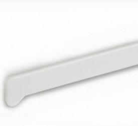 Торцевая заглушка меллер белая глянцевая