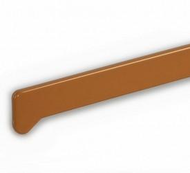 Торцевая заглушка меллер золотой дуб