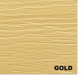 Канадский виниловый сайдинг Mitten Gold 3660×230 мм