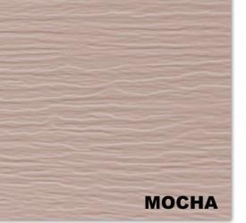 Канадский виниловый сайдинг Mitten Mocha 3660×230 мм