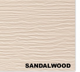 Канадский виниловый сайдинг Mitten Sandalwood 3660×230 мм