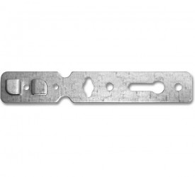 Анкерная пластина неповоротная KBE 58 серия, 192 см