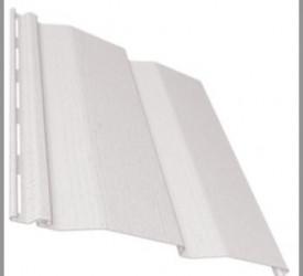 Сайдинг «Ю-Пласт» Белый 3050×230 мм