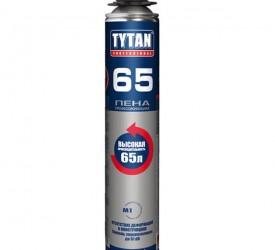 Пена профессиональная Tytan 65л.