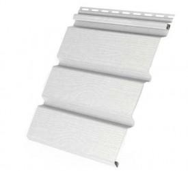Виниловый Софит «Grand Line» (белый) гладкий 3,05×0,305