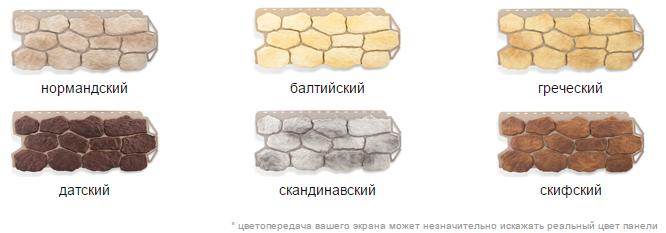 Цокольный Сайдинг Альта-профиль Коллекция «БУТОВЫЙ КАМЕНЬ»