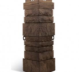 Наружный угол Альта-Профиль Скалистый камень в ассортименте