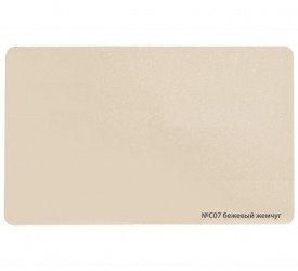 Реечный Потолок бежевый жемчуг 4 x 0,1м Арт. С07