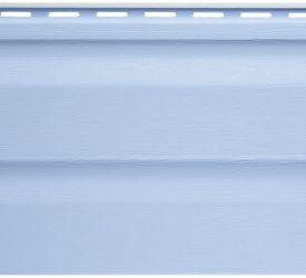 Сайдинг виниловый Аляска голубой, 3000×200 мм
