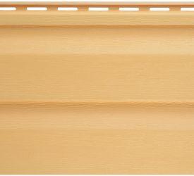 Сайдинг виниловый Аляска персик, 3000×200 мм