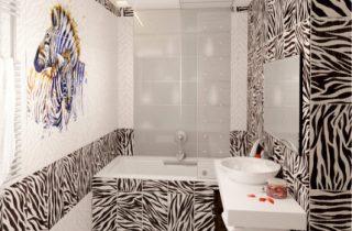 Панели с 3д эффектом для отделки ванной, и не только …