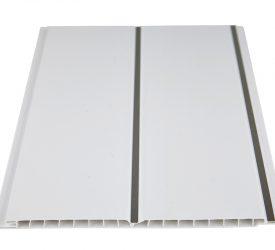 Потолочные панели ПВХ H-1-6 хром